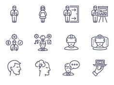 People icons / Icojam