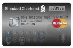 Cartão de credito com tela de LCD é o futuro dos cartões de crédito.