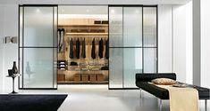 Walk-in Wardrobes Design Ideas