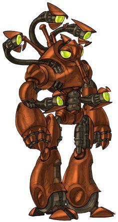 Precursor Robot :)
