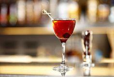 Blue Ridge Manhattan with Bulleit® Bourbon