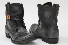 bunker boots - my dream boots