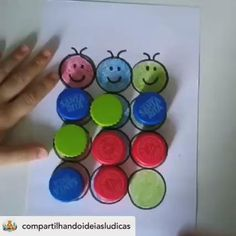 Motor Skills Activities, Toddler Learning Activities, Montessori Activities, Infant Activities, Fun Activities, Creative Activities For Kids, Diy For Kids, Crafts For Kids, Paper Crafts Origami