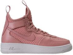 reputable site a7de4 48e5d Women s Nike Air Force 1 Ultraforce Mid Casual Shoes