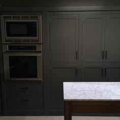 NB Design Group | Bellevue, WA | Interior Design | Kitchen Design in Progress