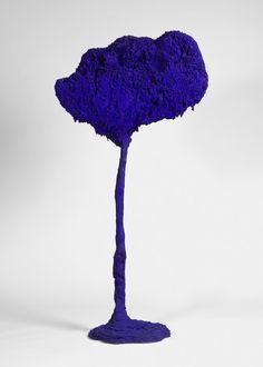 The Tree X Yves Klein.