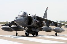Harriers return from Afghanistan – pictures | Air International
