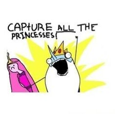 lmao ice king from adventure time meme