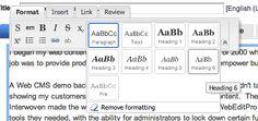 EKTRON: Web Content Editing is Fun Again