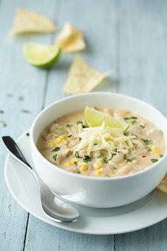 White Chicken Chili | Food & Beverage: Cooking - Pasión por la Cocina..... | Scoop.it
