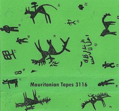 Various: Mauritanian Tapes 3116 (Standard In-Fi, 2016); designer unknown
