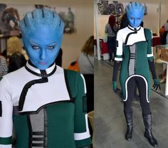 A day in the cosplay world #3 This cosplay is super cool! ^-^