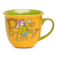 Disney Dopey Mug - disneystore.com --- I need one! :)