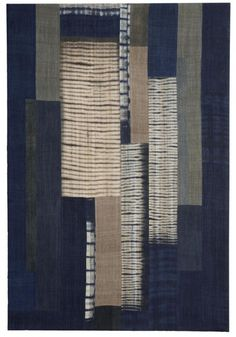 Frank Connet : Artwork : Textiles : Early Selected Work : Work on Hemp