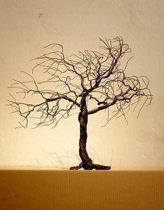 Träd Trådslöjd