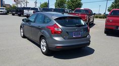 2014 Ford Focus 10835A  at Hollis Ford in Truro, NS