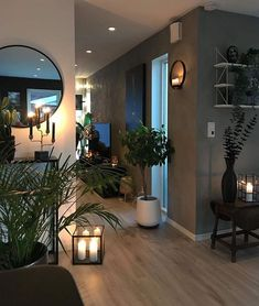 Looking to freshen up your home decor? Get inspired by hundreds of photos and room tours of some of the South's most beautiful homes living room decor livingroom ideen grau Decorating Your Home, Diy Home Decor, Living Room Designs, Living Room Decor, Interior Design Career, Home Improvement Loans, House Rooms, Decor Styles, New Homes
