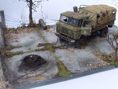 GaZ-66, Western Express+Zvezda, 1/35 scale, by Andrey Efremov