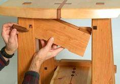 Secret stash box built into fine wooden furniture | StashVault Awesome we should all have secret hiding places