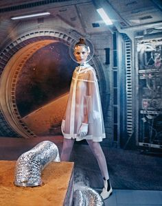 Lost in Space on Behance Futuristic Interior, Doctor Who Art, Top Photographers, Cyberpunk Fashion, Lost In Space, Fashion Photography Inspiration, Creative Photography, Photography Ideas, Outfits