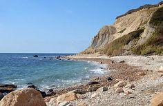 Vail Beach on Block Island - Rhode Island