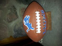 Detroit Lions Football light by ThisIMadeForYou on Etsy, $35.00