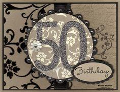 50th Birthday Glitz