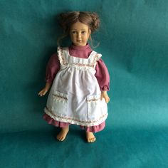 Vintage Heidi Ott doll Sibyl from the Little by AnthropologieAngie, $50.00