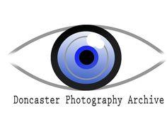 Doncaster photography archive logo design.