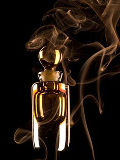 Smoke Images, Photography And Art — Smashing Magazine Smoke Photography, Photography Photos, Black Perfume, Mystic Moon, Decorative Soaps, Smoke Art, Potion Bottle, Black Glass, Perfume Bottles