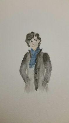 Sherlock fanart @soffyyw