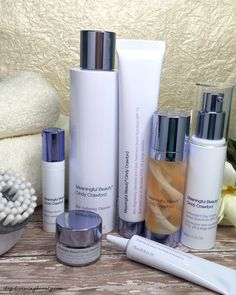 Meaningful Beauty First Impressions #MeaningfulBeauty #ad #IC | daydreamingbeauty.com