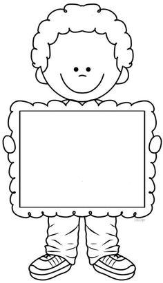 فكرة لعمل برواز لصورة الطفل