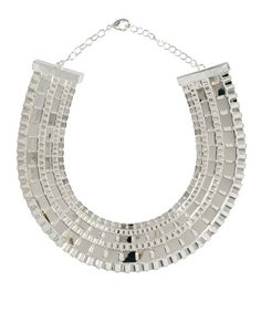 Asos #Statement Pharaoh Collar Necklace found on #Styleprofile (psst...shipping's free worldwide!)