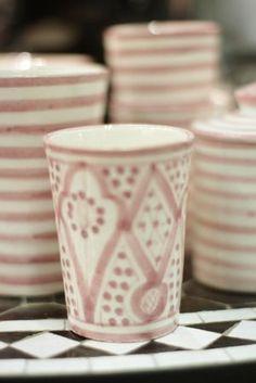 Cup pink  Orient - Rif Design