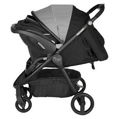 Recaro Performance Marquis Luxury Stroller - Granite