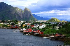 Quaint Fishing Village Reine Will Make You Want To Run Off To Norway Immediately