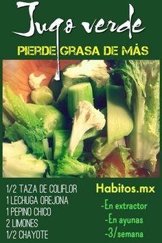 Este link tambien tiene ma sinfo del mismo jugo. http://www.habitos.mx/juicing/jugo-de-verduras/