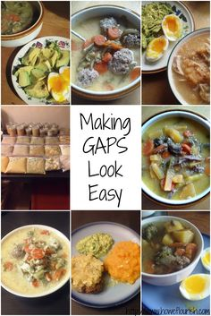 As I post pictures of all of my GAPS meals on Instagram, I frequently got comments about how I make Intro look easy. Easy? Really? All I'm doing is posting pictures of soup. I'm also posting journals like this one from a month into the GAPS Introduction Diet (before I had discovered any confirmed food …