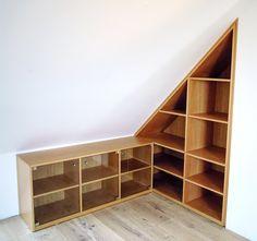 Knihovna na míru. Nábytek na míru. Praha, Bookcase, Shelves, Home Decor, Shelving, Decoration Home, Room Decor, Book Shelves, Shelving Units