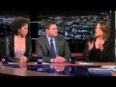 Marianne Williamson On Real Time With Bill Maher (love what she says about 3rd parties!)