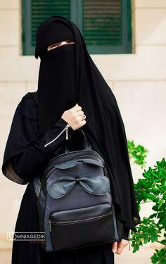 Hijab Niqab, Muslim Hijab, Hijab Outfit, Muslim Girls, Muslim Couples, Muslim Women, Hijabi Girl, Girl Hijab, Niqab Fashion