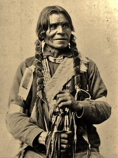 Name: unknown Tribe: unknown (perhaps Ute or Shoshone)  Date: unknown Location: unknown