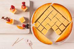 Kuchen-torte-verzieren-käsekuchen
