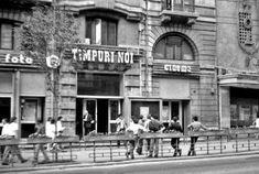 Bucharest Romania, Time Travel, Dan, Places To Visit, Traveling, Street View, Memories, Retro, Viajes