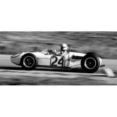 . Lotus 18 which Jim Hall drove in the 1960 United States Grand Prix