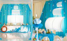 Свадьба в морском стиле, идеи оформления, советы.