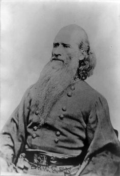 Daniel Ruggles (1810 –1897)   Massachusetts Brigadier General (CSA). West Point Class of 1836.  A veteran of the Second Seminole and Mexican Wars.  Appointed a brigadier general, he commanded a division at the Battle of Shiloh.  Held administrative positions for the remainder of the war.