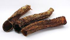 How to make your own dehydrated / dried beef trachea chews with K9 Instinct!