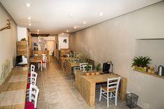 Open space - multi bureaux fabriqué en palette et bois de récupération